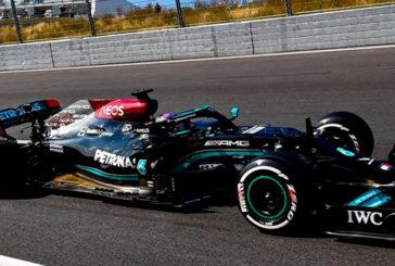 Fórmula 1: Hamilton se queda con los Libres 1