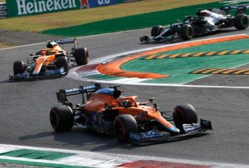 Fórmula 1: Ricciardo da a McLaren su primera victoria desde 2012; Alonso en el Top 10