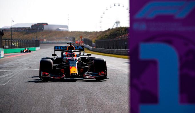 Fórmula 1: Verstappen se lleva la victoria de local