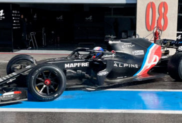 Fórmula 1: Pirelli completó los test de los neumáticos de F1 de 18 pulgadas