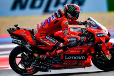 MotoGP: 'Pole' de Bagnaia en Italia