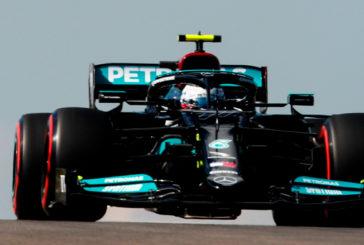 Fórmula 1: Bottas, el más rápido en los Libres 1; Alonso con problemas