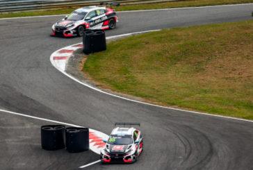 WTCR: Guerrieri y Girolami finalizaron los entrenamientos