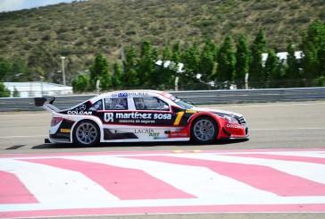 Top Race V6: Canapino, el primero de la fila