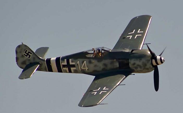 El FW 190, el contemporáneo de Hooker Typhoon