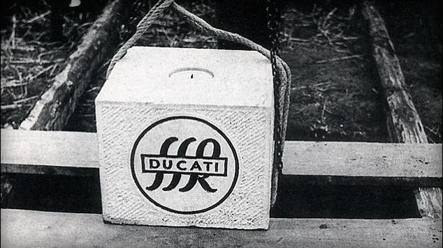 Ducati: de la radio a las motocicletas