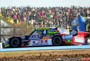 Con nueva motorización de Machete  Esteban, Nicolás Gonzalez entrenó en Trelew