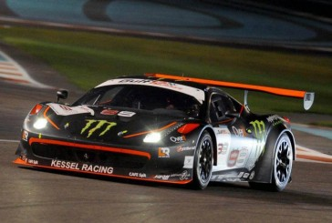 Jorge Lorenzo brilló en la prueba de resistencia de Abu Dhabi