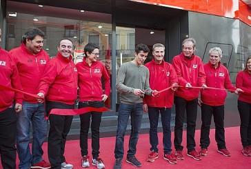Márquez tiene sede oficial de su Fan Club