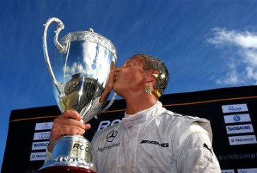 David Coulthard se coronó Campeón de la Carrera de Campeones