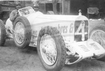La historia del primer auto de carreras hecho en Esperanza