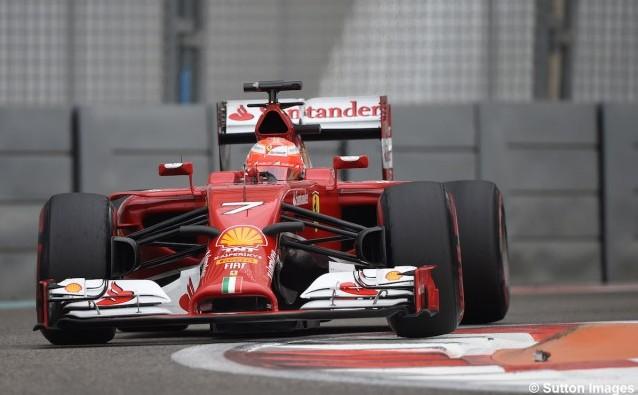F1: Mc Laren y Ferrari presentan a fines de Enero, los prototipos para ésta temporada