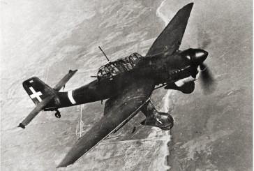 El Junkers Ju-87 Stuka: el letal bombardero en picada