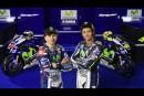 Moto GP: se presentó el Yamaha Factory Team