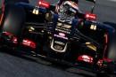 F1: Pastor Maldonado sorprende y lidera en el primer día de test en Montmeló