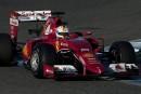 Vettel comenzó con el pié derecho
