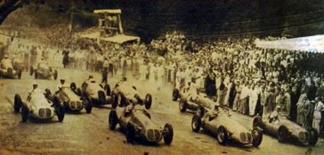Cuando Oscar le ganó a los europeos en Palermo en 1949