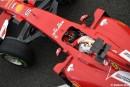 F1 Test Jerez Día 2: Vettel lideró con lluvia, Mc Laren sigue con problemas