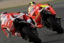 Moto GP: Ducati al frente en los test de Losail