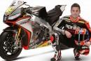Moto GP: Aprilia vuelve con equipo oficial
