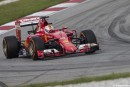 GP Malasia: Vettel pateó el tablero