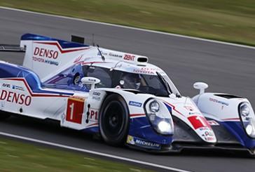 Endurance Silverstone: Audi el mas veloz bajo la lluvia