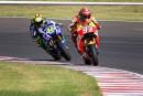 Moto GP: El Doctor y el Niño mimado continuarán su duelo en Jerez