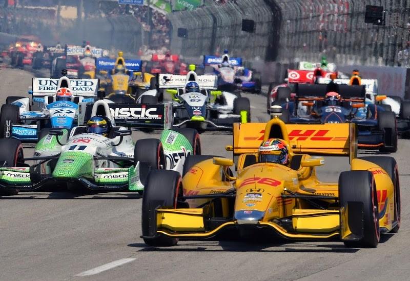 Indy Car: todo listo para Long Beach