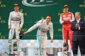 F1 China: Hamilton le dió una lección a Rosberg