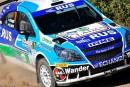 Rally Argentino: Ligato cerró el Sábado con la punta