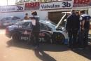 STC 2000: probaron neumáticos en el óvalo de Rafaela