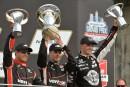 Indy Car: Will Power se quedó con la primera de Indianápolis