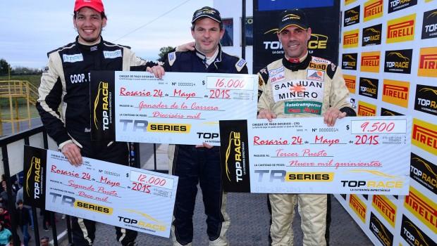 Top Race / Rosario: Pacioni se quedó con la final del TR Series