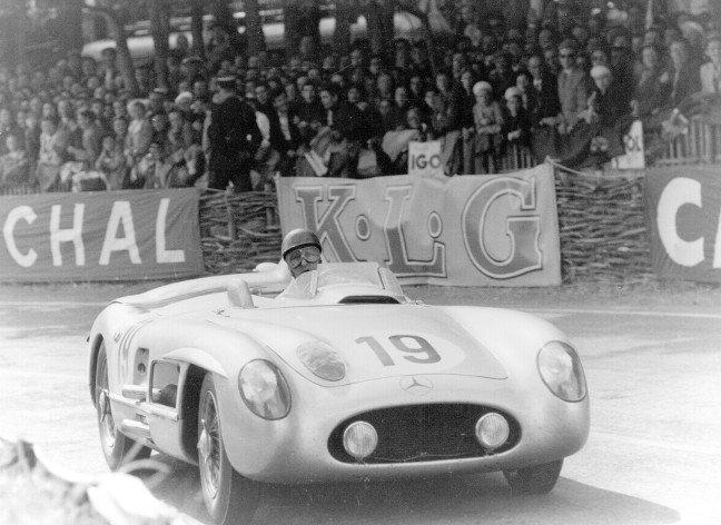 Le Mans 1955, la mayor tragedia del automovilismo