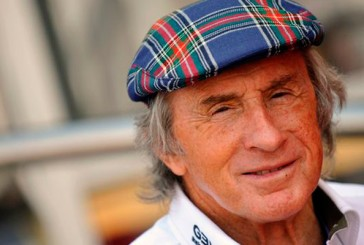 11/06: un nuevo cumpleaños de «Sir» Jackie Stewart
