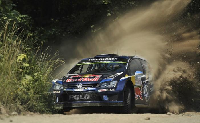 WRC: Ogier se llevó la victoria en Polonia