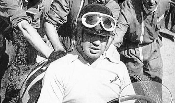 Hace 60 años fallecia «Pinocho» Marimón en Nürburgring