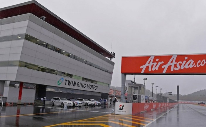 WTCC: Preocupación en la organización de la carrera por el tifón Etau