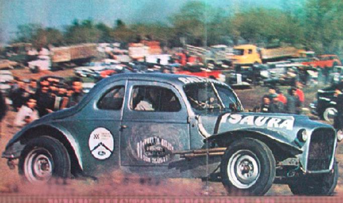 3 de Septiembre de 1967, en una polémica carrera ganaba el «tractor» de Eduardo Casa