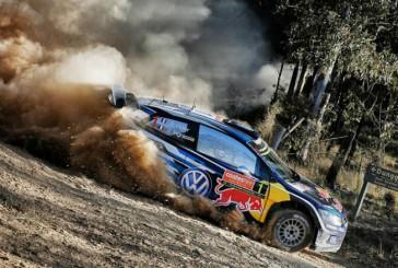 WRC: Ogier es líder y Latvala quedó en segundo lugar