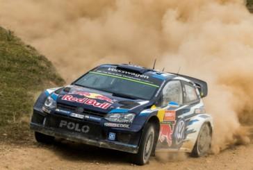 WRC: completado el tramo TC11, Ogier presiona a Meeke