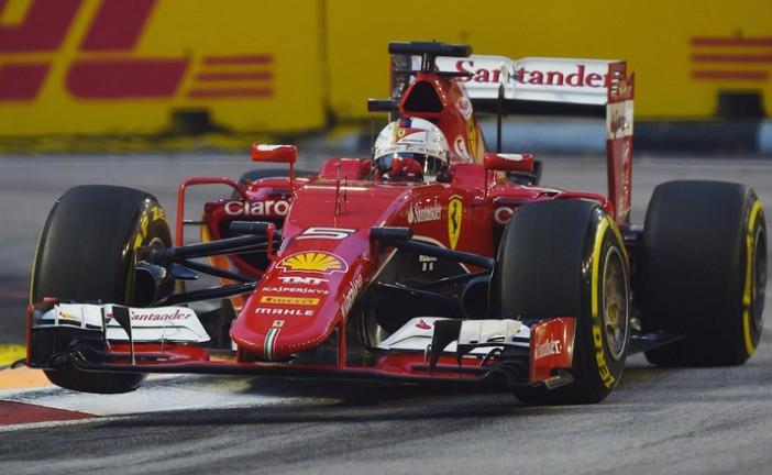 Fórmula 1: Vettel logra la Pole en Singapur