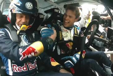 WRC: Mikkelsen logra su primera victoria