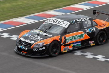 TR V6: Canapino logró la Pole en Termas de Río Hondo