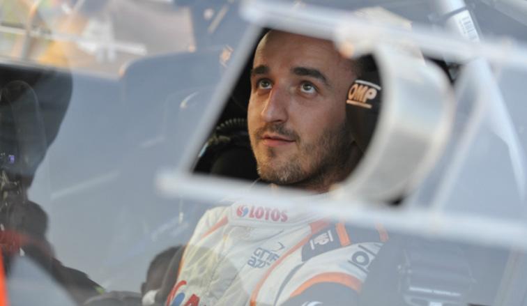 WRC: Kubica fue el más rápido en el shakedown del rally de Francia