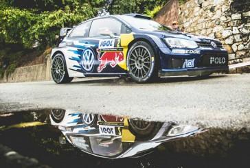 WRC: Latvala pasó a liderar el rally de Francia