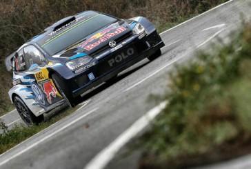 WRC: Ogier sigue al frente y aumenta la ventaja