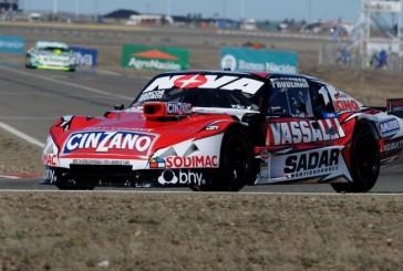 TC: Rossi dominó la clasificación en Río Gallegos