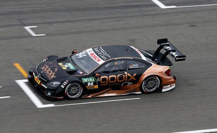 DTM: Wehrlein es el nuevo campeón