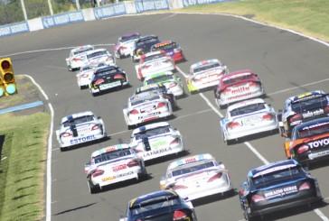 TR V6: Rodríguez ganó y se clasificó